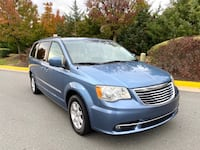 2012 Chrysler Town & Country TOURING Sterling