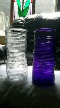 Pair of Vases  - CHECK OUT MY OTHER ITEMS  London, N6B 1E1