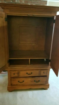 brown wooden cabinet with drawer North Augusta, 29841