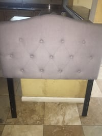 Twin bed tufted head board delivery available New Orleans, 70126