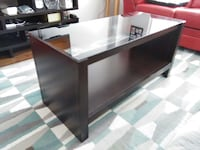 Glass top coffee table 41 x 18 new Whitchurch-Stouffville, L4A 0J5