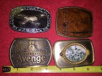 Belt buckles Chestermere