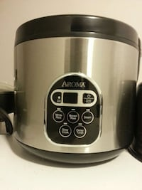 Food Steamer and Rice Cooker Brampton, L6P 1R6