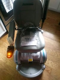 black and gray motorized wheelchair brand new neve Thornton, 80241