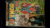 Thor comic book from 1971 Moreno Valley, 92551