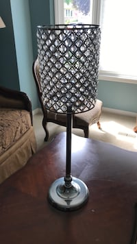 black and white table lamp Mississauga, L5L 3W2