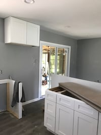 Painting and kitchen remodeling free estimate Sterling