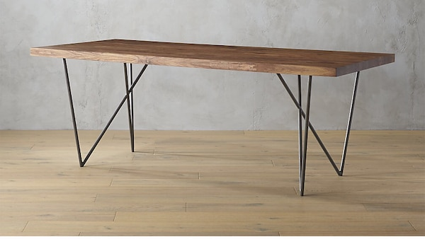 Cb2 Dylan 80 Dining Table Seats 8