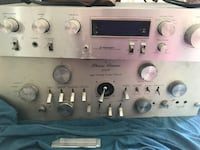 Stereo equipment for sale in good working order Sacramento, 95834