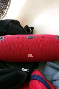 red JBL extreme portable bluetooth speaker San Francisco, 94109