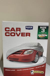Car cover size 3 -for mid size car 페어팩스, 22030