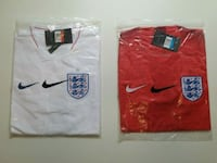 2018 England world cup jerseys Brampton, L6V 2Y1