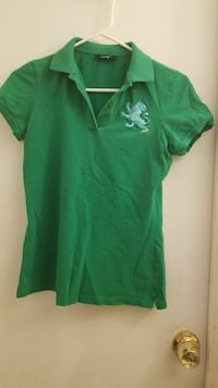 Express women's polo