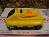 DEWALT DCB230 3.0AH 20V LITHIUM ION BATTERY PACK Albuquerque