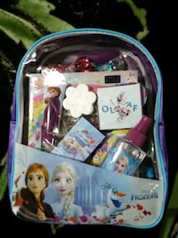 Frozen doll set comes with necklace and bracelet set  Baltimore, 21225