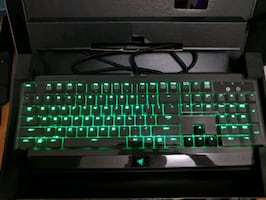 Razer Blackwidow Ultimate (2016)