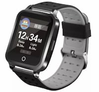 Y60 BT 4.0 Smart Watch 1.54in Touch Screen - Blood Pressure & Heart Rate Monitor Concord, 28027