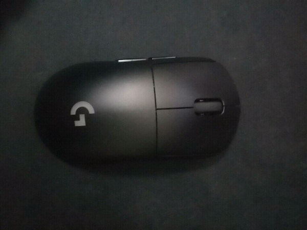 b0fc5bb8bda Used Logitech G Pro Wireless Gaming Mouse for sale in District Heights -  letgo