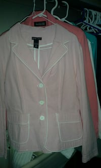 white button-up blazer Brampton, L6X