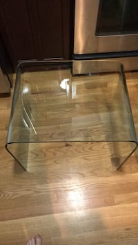 Glass End Table Boston, 02127