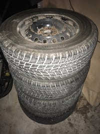 WINTER Rims and Tires235/65 R16