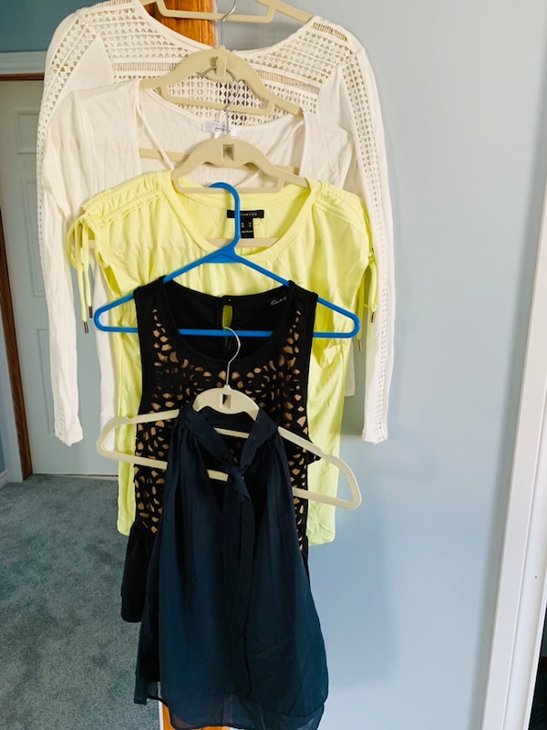 Closet clean out size S and Xs