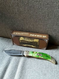 SCHRADE Collectible Knife Limited Issue SCLT 2009