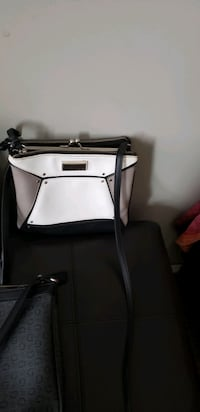 Womens used guess handbag and side bags c  Edmonton, T5Y 2Z9