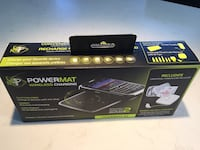 Power mat wireless charger