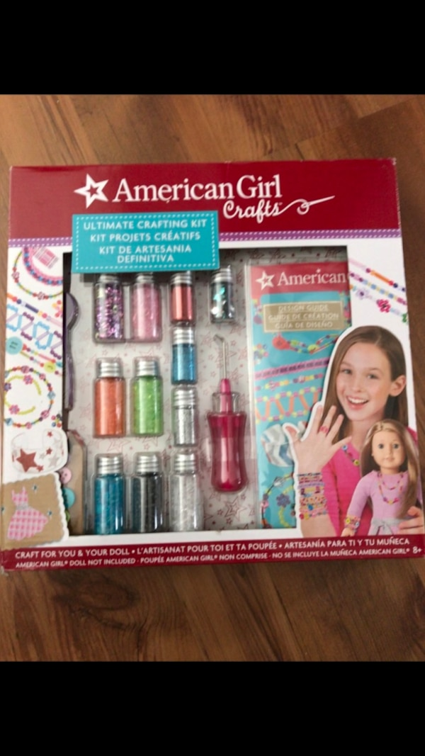 Used American Girl Crafts For Sale In Guelph Letgo
