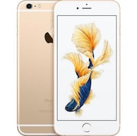 Rose gull iphone 6s plus 16gb Sandnes, 4317