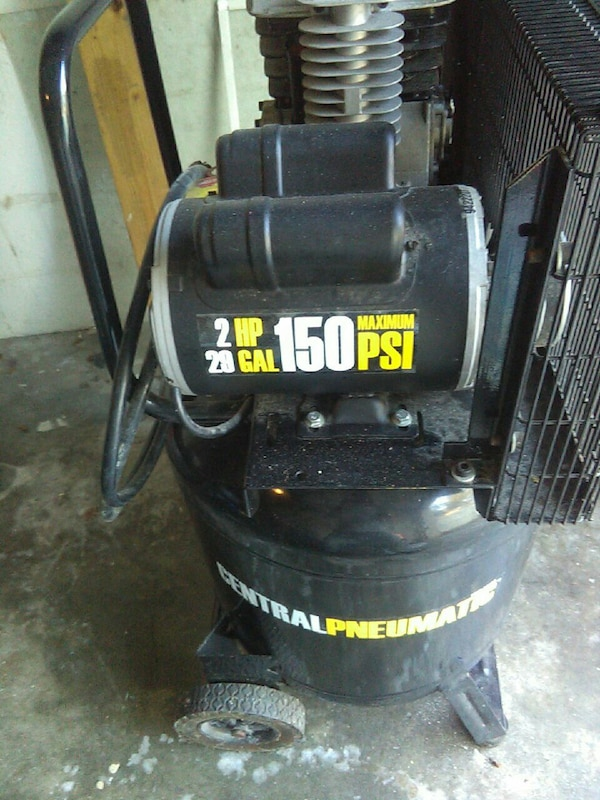 CENTRALPNEUMATIC (Air Compressor)