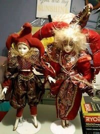 Porcelain dolls and more