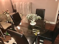 Gone ASAP ! Pretty dining set  Markham, L3P 1B1