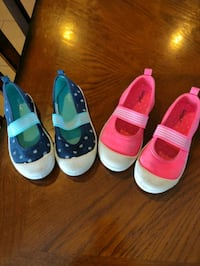 toddler's three pairs of shoes Chandler, 85249