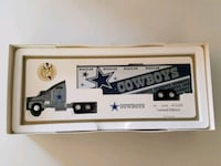 Dallas cowboys sports diecast collectable truck