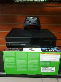 Xbox One 1tb hdd System With Controller  Newington, 06111