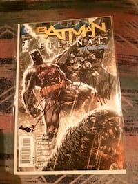 Batman eternal 1-52 SIGNED / Robin eternal 1-26 Brampton, L6P 0W4