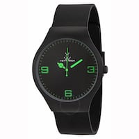 New ToyWatch Unisex Black Mesh PVD 40mm Watch Manassas, 20109