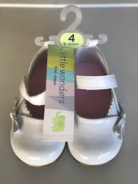 New 9-12M Dressing Shoes B/W North Las Vegas
