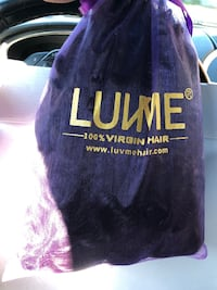 Authentic luvme curly wig size large Evergreen Park, 60805