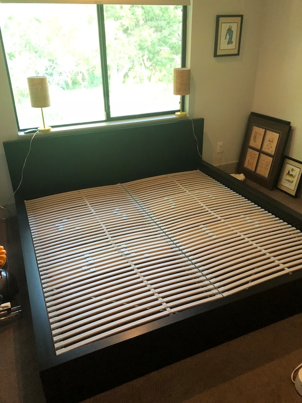 Ikea Malm King Bed Frame