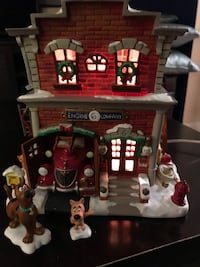 Christmas Fire Station - Warner Bros.  380 mi