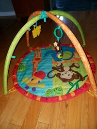 baby's multicolored activity gym Brossard