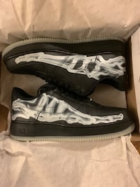 Air Force 1 skeleton New York, 11226