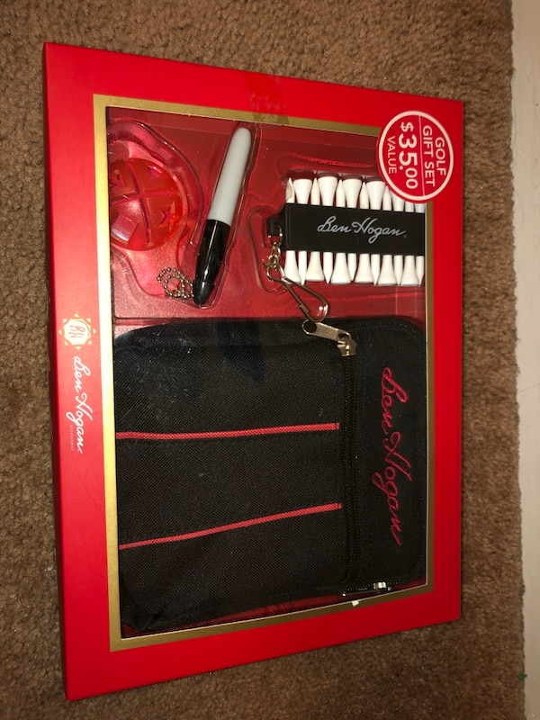 10568c3048f Used New in box Ben Hogan Golf Accessories Gift Set for sale in Spartanburg