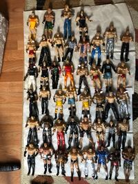 Wwe action figures 86 Manville, 08835