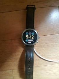 Fossil  Touch Screen Smart Watch for sale Markham, L0H 1J0