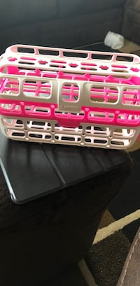 Pink Munchkin Latch Dishwasher Basket Arlington Heights, 60004