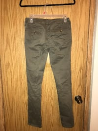 Olive green American Eagle pants